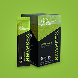 RESPAWN by Razer - Mental Performance Booster Drink | Flavors